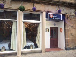 Blasta Restaurant,Exterior-Oban-Where To Eat-Restaurants-Scotland