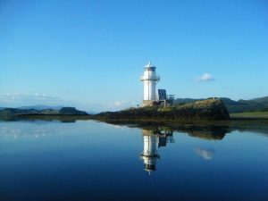 The Lighthouse-Appin Craft Shop-Appin-Nr Oban-Shops And Services-Shops-Scotland