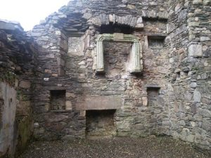 Dunstaffnage Castle,Inside-Nr Oban-What To Do-Castles-Scotland