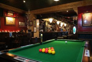 Markie Dans Bar,Pool Table-Oban-Where To Eat-Pubs And Bars-Scotland