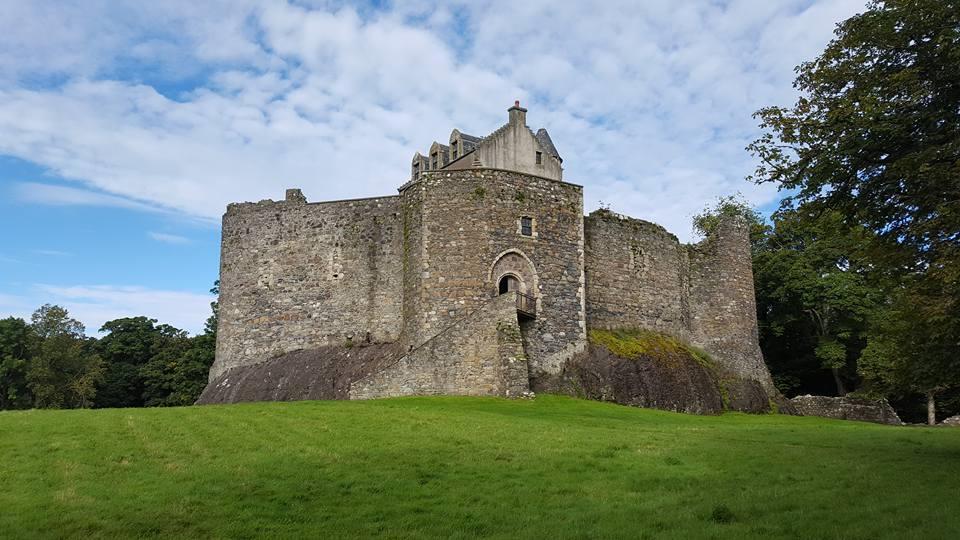 Dunstaffnage Castle-Nr Oban-What To Do-Castles-Scotland
