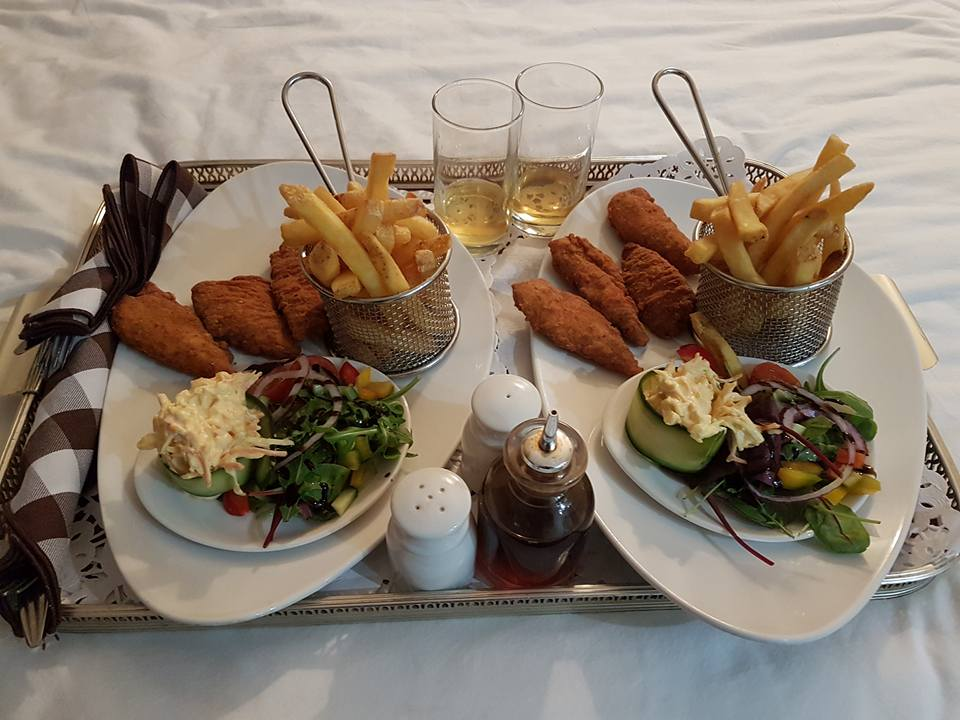 The Bistro At Falls Of Lora Hotel-Oban-Where To Eat-Restaurants-Scotland