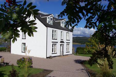 Seaside House-Oban-Ardrishaig-Accommodation-Self Catering-Scotland