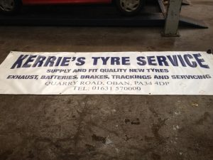 Kerries Tyres,Safety-Oban-Shops And Services-Services-Scotland