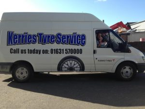 Kerries Tyres-Oban-Shops And Services-Services-Scotland