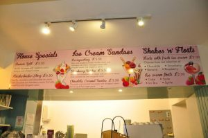 Oban Fish & Chip Shop,Ice Cream Sundaes-Oban-Where To Eat-Restaurants-Scotland