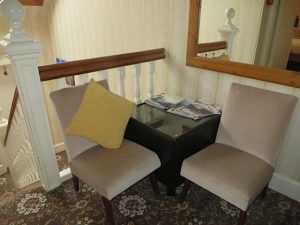 Cameron Guest House,Sitting Area-Oban-Accommodation-B and B's And Guest Houses-Scotland