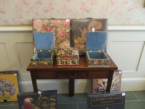 Argyll Tapestry,Embroidery Boxes-Oban-Shops And Services-Gifts & Galleries-Scotland