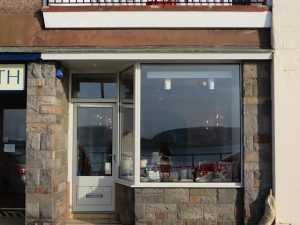 Argyll Tapestry,Shop Front-Oban-Shops And Services-Gifts & Galleries-Scotland