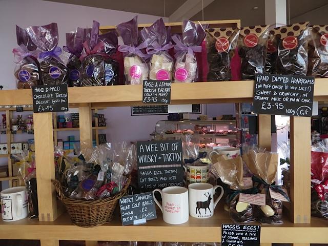 Oban Chocolate Company Explore Oban
