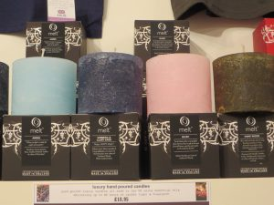 Orsay,Candles-Oban-Shops And Services-Gifts & Galleries-Scotland