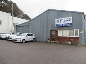 Flit Self Drive Ltd,Exterior-Oban-Shops And Services-Services-Scotland