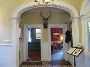 The Manor House Hotel,Entrance-Oban-Accommodation-Hotels-Scotland