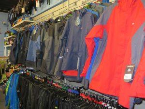 Outside Edge,Jackets-Oban-Shops And Services-Shops-Scotland