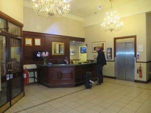 The Royal Hotel,Reception-Oban-Accommodation-Hotels-Scotland