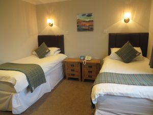 Falls Of Lora Hotel,Twin Room-Nr Oban-Accommodation-Hotels-Scotland