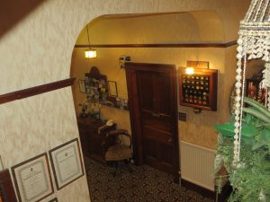 Falls Of Lora Hotel,Reception-Nr Oban-Accommodation-Hotels-Scotland