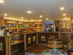 The Brander Lodge Hotel,Bar-Taynuilt-Nr Oban-Accommodation-Hotels-Scotland