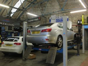 Kerries Tyres,Work Shop-Oban-Shops And Services-Services-Scotland
