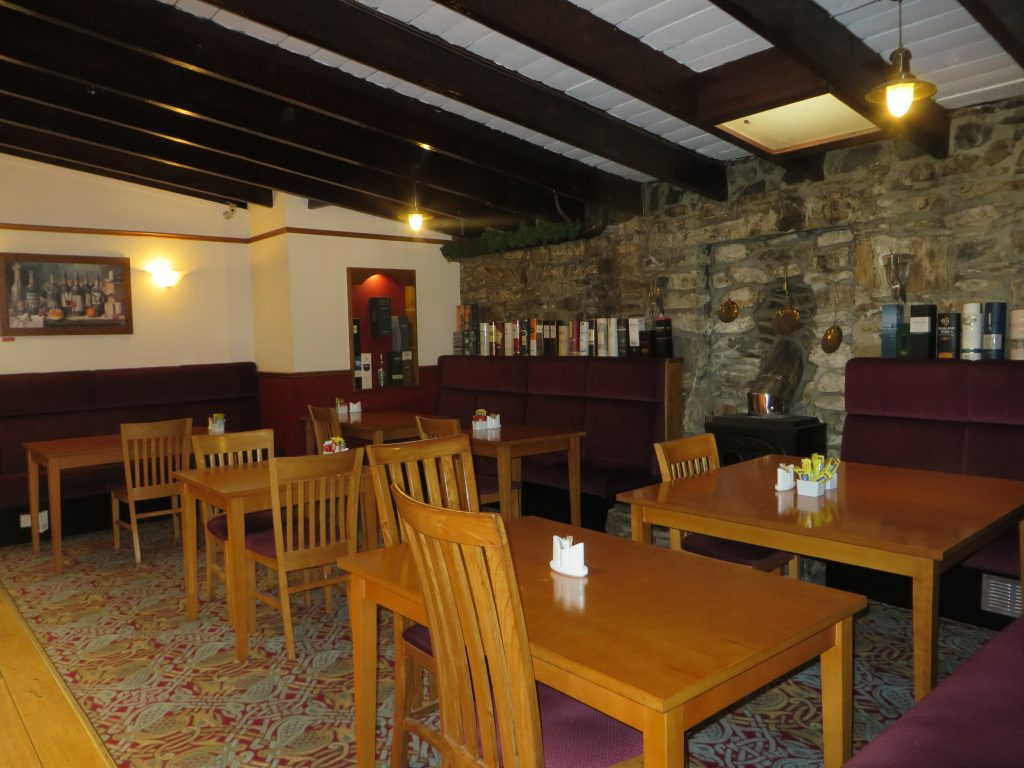 Galley Of Lorne,Dining Area-Ardfern-Nr Oban-Accommodations-Hotels-Scotland