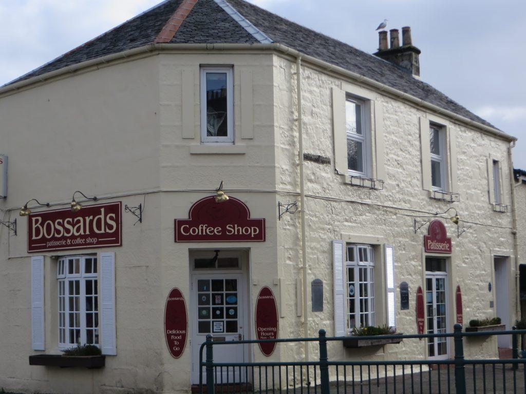 Bossards Patisserie,Exterior-Oban-Where To Eat-Restaurants-Scotland