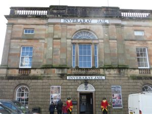 Inveraray Jail,Exterior-Oban-What To Do-Attractions-Scotland