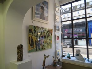 The Jetty Gallery,Small Paintings-Oban-Shops And Services-Gifts & Galleries,Gifts-Scotland