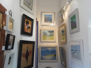 The Jetty Gallery,Paintings-Oban-Shops And Services-Gifts & Galleries-Scotland