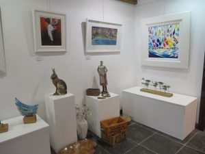 The Jetty Gallery,Oils-Oban-Shops And Services-Gifts & Galleries-Scotland