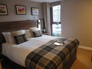 The Ranald Hotel Bar,Bedroom-Oban-Accommodation-Hotels-Scotland