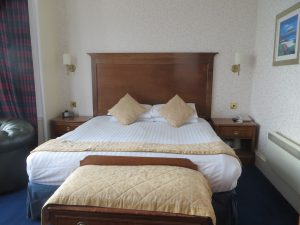 The Queens Hotel,Bedroom-Oban-Accommodation-Hotels-Scotland