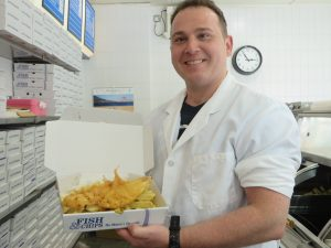 Nories Fish & Chips,Fish Supper-Oban-Where To Eat Restaurants & Cafes-Scotland