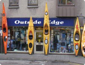 Outside Edge,Shop Front,-Oban-Shops And Services-Shops-Scotland