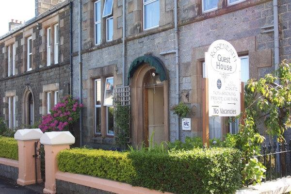 Roseneath Guest House-Oban-accommodation-B and B's And Guest Houses-Scotland