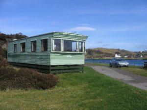 Sunnybrae Caravan Park-Oban-Isle Of Luing-Accommodation-Caravan Parks and Hostels-Self Catering-Scotland