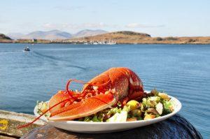 Ee-usk Restaurant,Lobster-Oban-Where To Eat-Restaurants-Scotland
