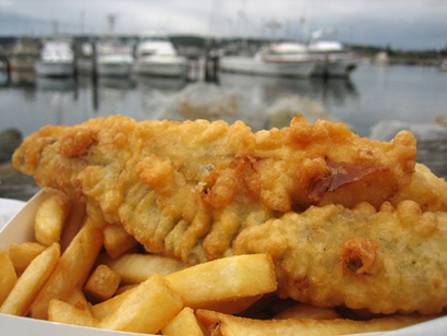 Nories Fish & Chips-Oban-Where To Eat Restaurants & Cafes-Scotland