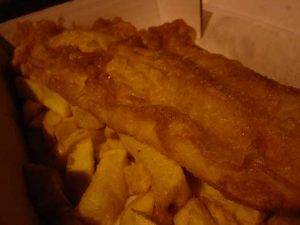 Oban Fish & Chip Shop,Fresh Fish Supper-Oban-Where To Eat-Restaurants-Scotland