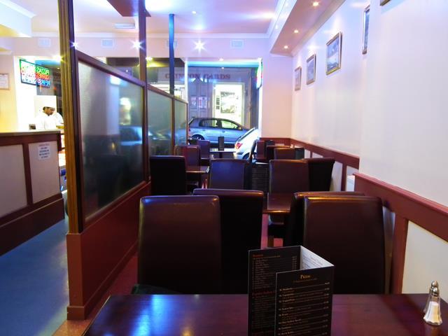 Kebabish Of Oban,Seating-Oban-Where To Eat-Restaurants-Scotland