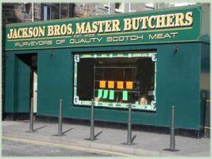 Jackson Butchers,Shop Front-Oban-Shops And Services-Shops-Scotland