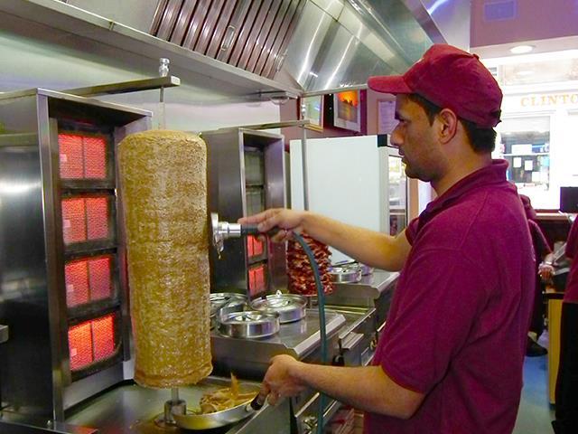 Kebabish Of Oban,Donner Skewer-Oban-Where To Eat-Restaurants-Scotland