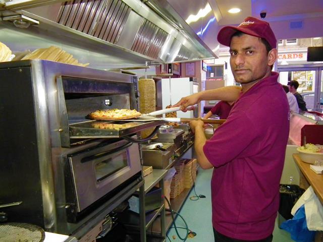 Kebabish Of Oban,Pizza Oven-Oban-Where To Eat-Restaurants-Scotland