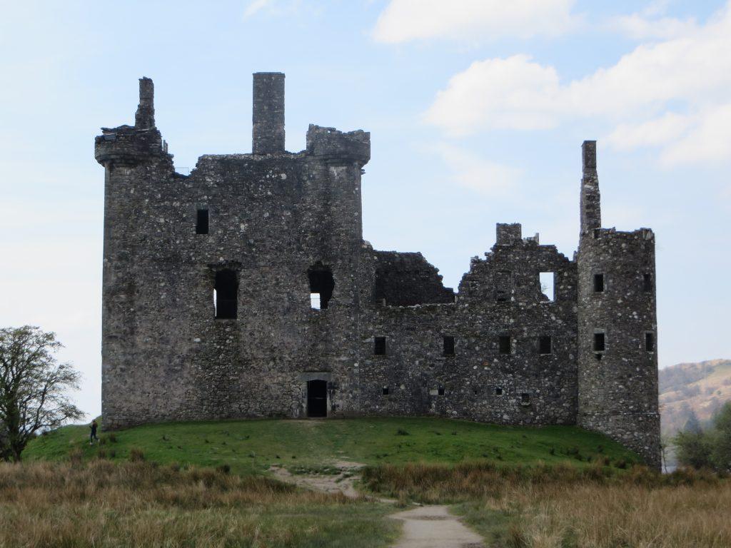 Kilchurn Castle-Nr Oban--What To Do-Castles-Scotland