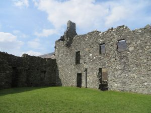 Kilchurn Castle-Nr Oban--What To Do-Castles-Scotland