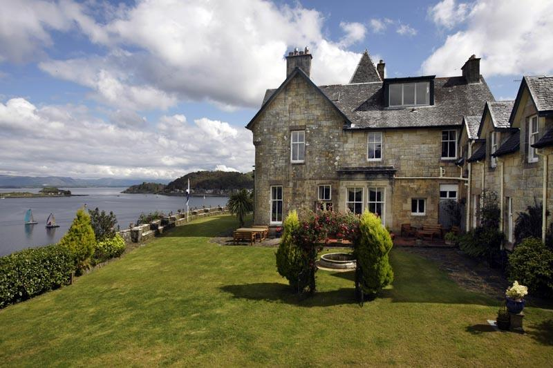 Dungallan Country House, Accommodation and where to stay, Hotels, Oban,Scotland