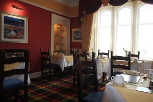 Glenbervie Guest House, Accommodation and where to stay, Guest houses and B and B, Oban, Scotland