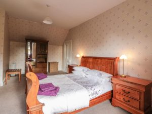 Gallanach Castle Garden Wing, Self Catering Accommodation, Oban, Scotland