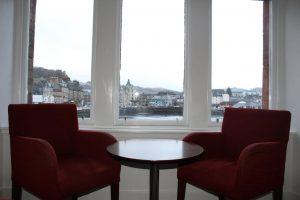 Columba Hotel, Accommodations, Oban Scotland