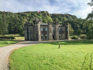 Gallanach Castle Garden Wing, Accommodation
