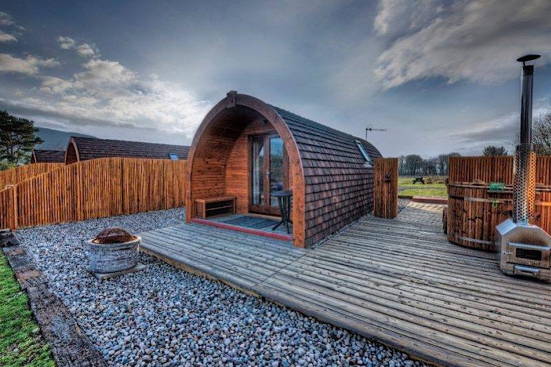 Highfield Holidays,Oban Scotland
